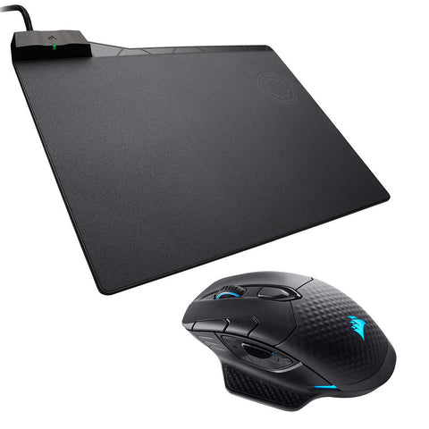 Corsair Mouse and Mouse Pad Bundle