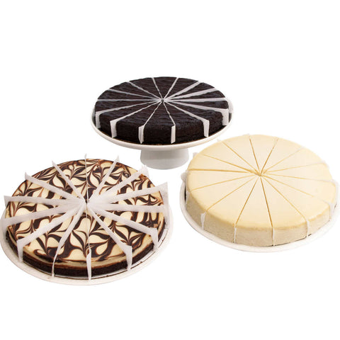 David's Cookies No Sugar Added Cheesecakes, 3-count