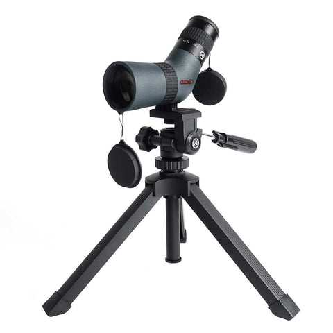Athlon Ares 7.5-22.5x50 ED Spotting Scope with Tripod