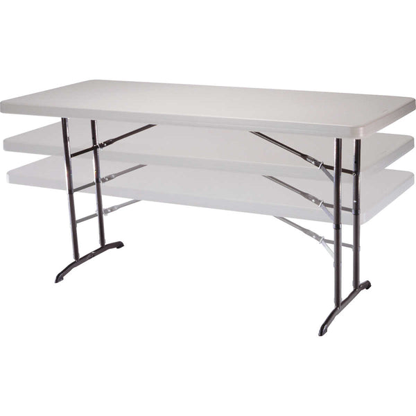 Lifetime 6' Adjustable Utility Table