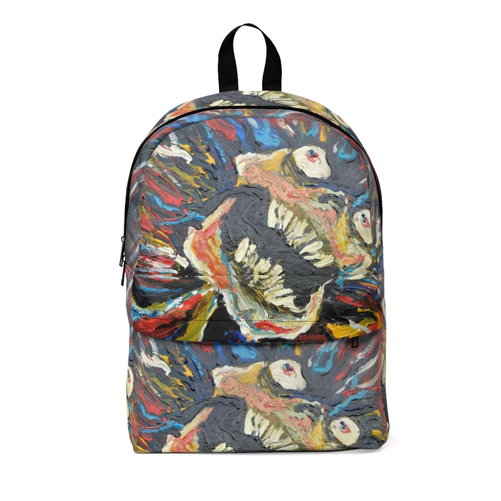 Screaming Backpack