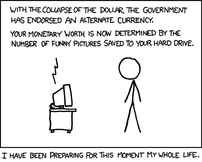 XKCD 512 Alternate Currency