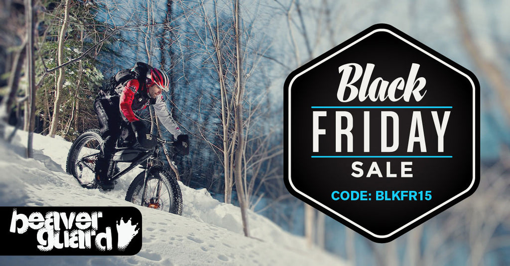 Black Friday - 15% Off all Beaver Guards