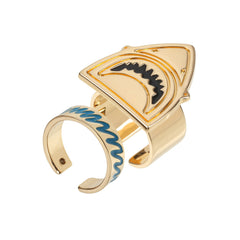 Shark Ring Set