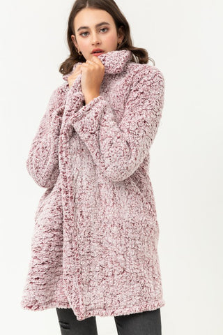 Brandi Teddy Coat
