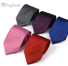 Wedding accessories, neck tie for groom, best men's vest with matching necktie and pocket square sets