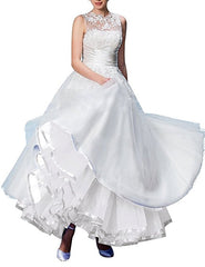 DaisyFormals Ankle Length Bridal Wedding Long Dress Slips,14 Colors (PT003)