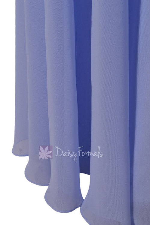54e93469c2eb Sweetheart periwinkle chiffon party dress floor length pale lilac discount  formal dresses(bm2442)
