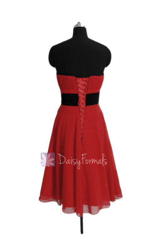 Prom Red Cocktail Dresses
