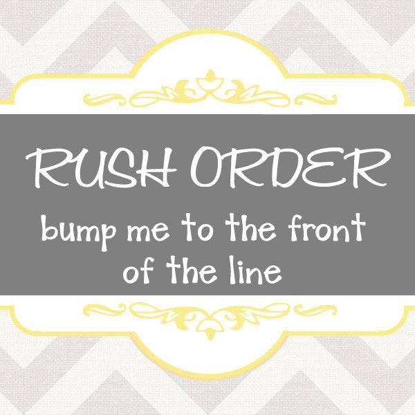 15 days rush order - get my dress within 15 days