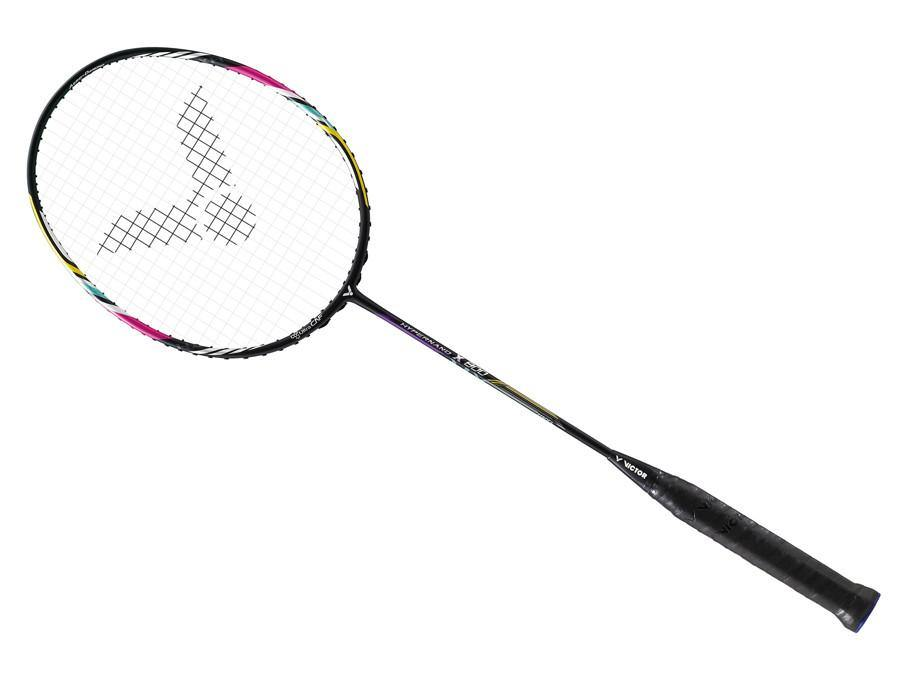 Victor HypernanoX 800 Racket Review - Yumo Pro Shop - Racquet Sports online store