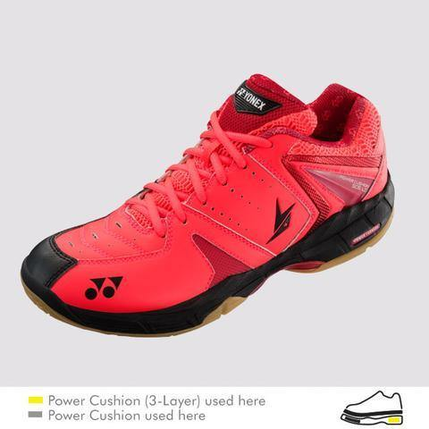 Differences between the Yonex Lin Dan Exclusive Shoes - Yumo Pro Shop - Racquet Sports online store