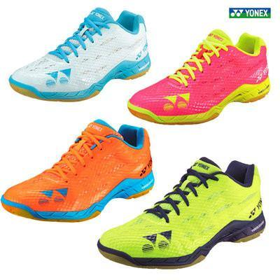 Yonex Aerus Mens and Ladies Badminton Shoe Review - Yumo Pro Shop - Racquet Sports online store