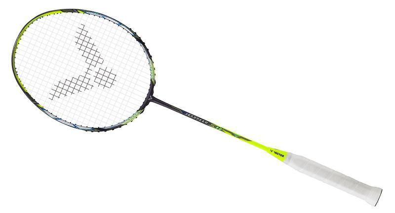 Victor Jetspeed S 12 Racket Review - Yumo Pro Shop - Racquet Sports online store