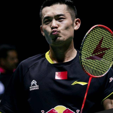 lin dan voltric z force 2 red limited edition badminton racket