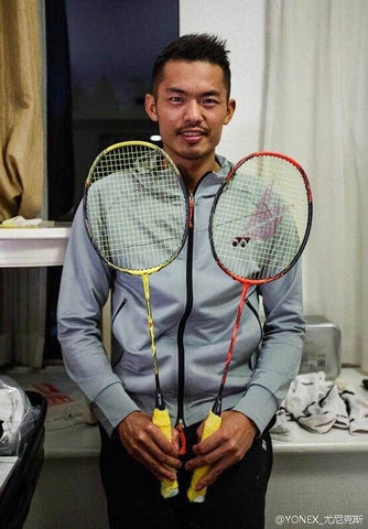lin dan voltric z force 2 badminton racket