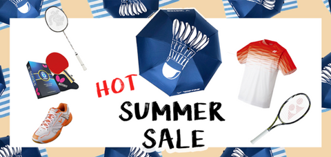 Yumo Badminton Summer Sale 2019