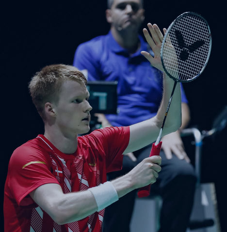 anders antonsen auraspeed 90k badminton racket - buy online shop