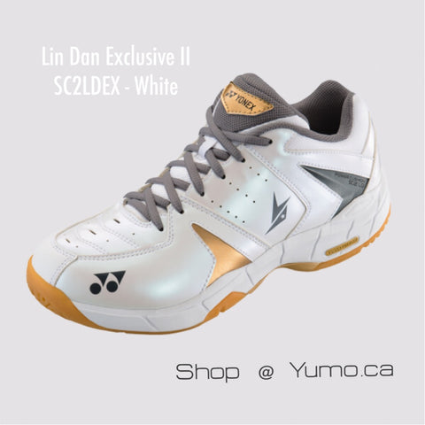 Lin Dan Exclusive II SC2LDEX - White