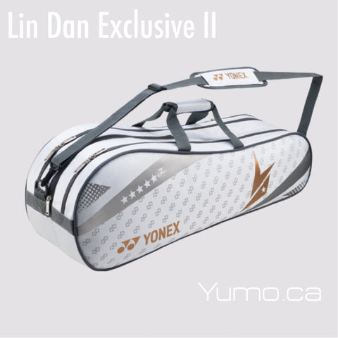 Lin Dan Exclusive II BAG14LDEX 3-Way Racket Bag