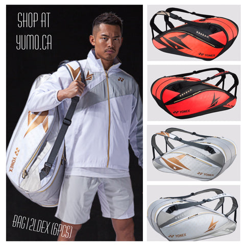 Lin Dan Exclusive II BAG12LDEX Pro Racket Bag