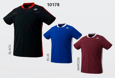 Yonex 10178EX Men's Game Shirt - Yumo Pro Shop - Racket Sports online store