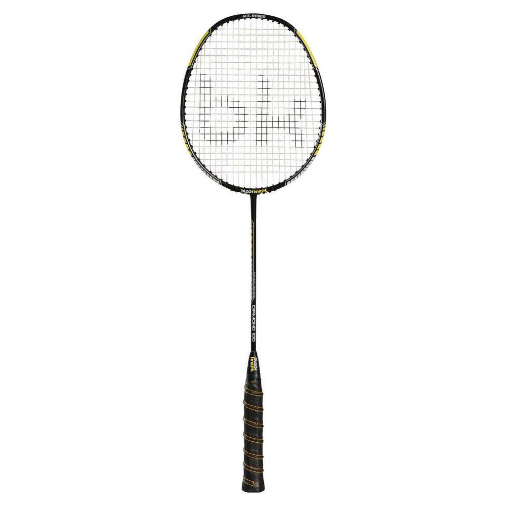 Black Knight Diamond 100 Strung Badminton Racket Badminton Racket below 150Black Knight - Yumo Pro Shop - Racquet Sports online store