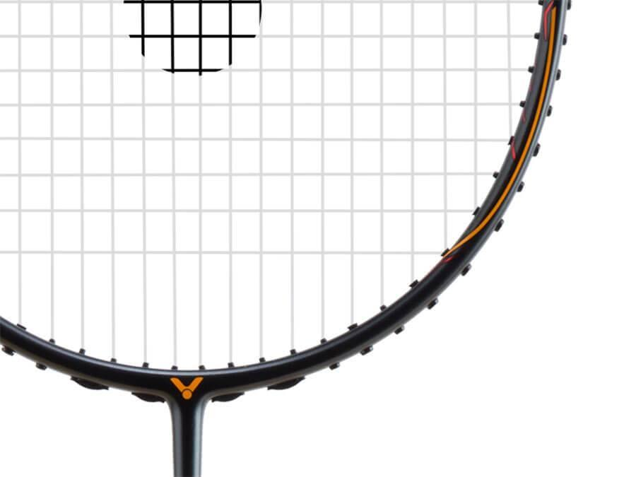 Victor DriveX 7K Badminton Racket [Orange/Black] timerVictor - Yumo Pro Shop - Racquet Sports online store