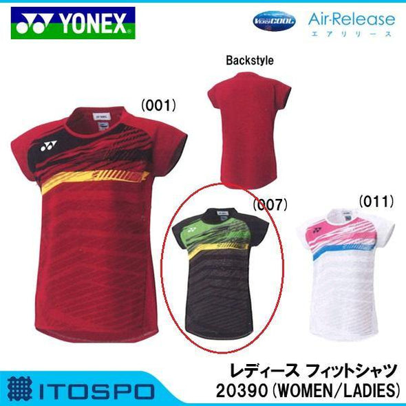 Yonex 20390EX Ladies' Competition Game Shirt