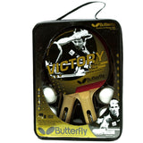 Butterfly Victory 2 Player Set (Shakehand) - Yumo Pro Shop - Racket Sports online store