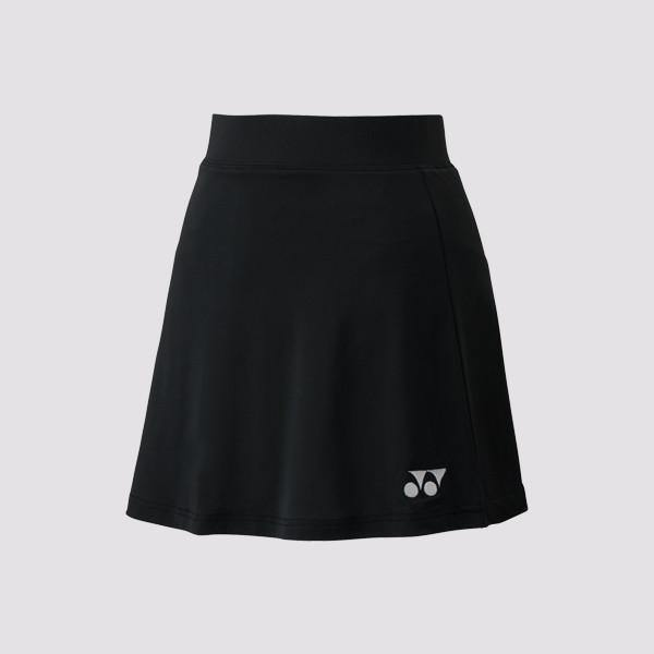 Yonex 26038EX Women's Skort [Black] clothingyonex - Yumo Pro Shop - Racquet Sports online store