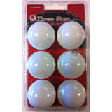 Three Star Table Tennis Balls - Yumo Pro Shop - Racket Sports online store