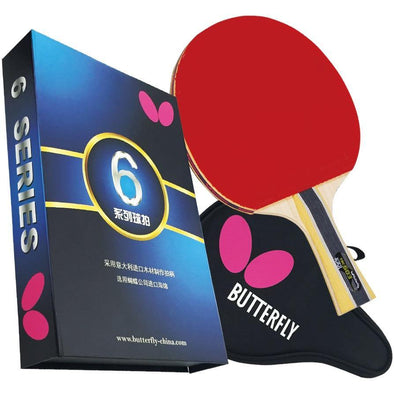 Butterfly Shakehand BTY 603 FL Racket Set