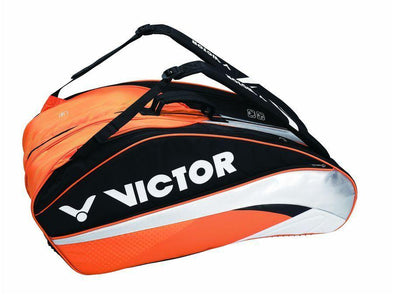Victor BR 7301 O 3 Compartment Racket Bag [Orange]