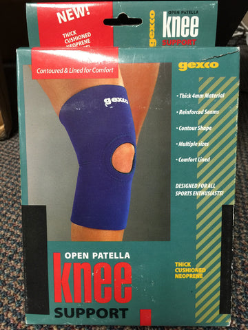 Greco Open Patella Knee Support - Yumo Pro Shop - Racket Sports online store