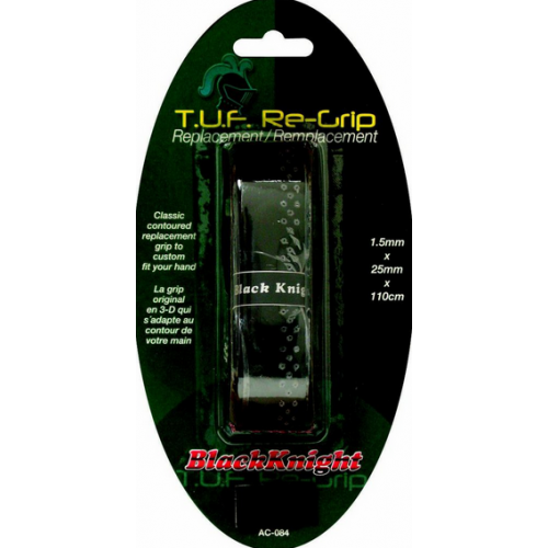 Black Knight TUF Re-Grip - Yumo Pro Shop - Racket Sports online store