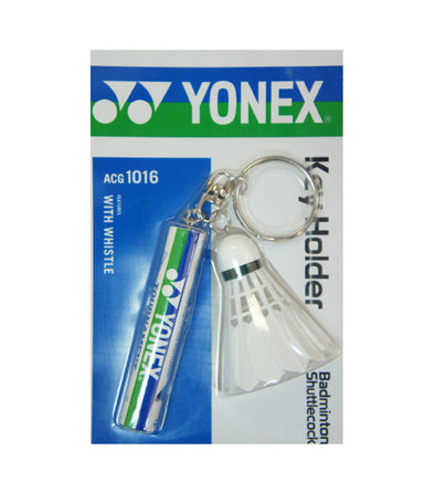 Yonex Shuttle Keychain with Whistle - Yumo Pro Shop - Racket Sports online store