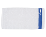 Li-Ning Badminton Accessory Towel Small Size [WHITE] - Yumo Pro Shop - Racket Sports online store