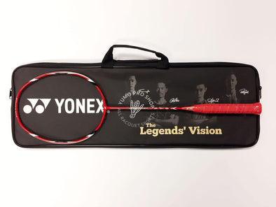 Yonex Arcsaber 10 Taufik Hidayat Legends Vision Edition Badminton Racket 四大天王傳奇限量版 - Yumo Pro Shop - Racket Sports online store - 1