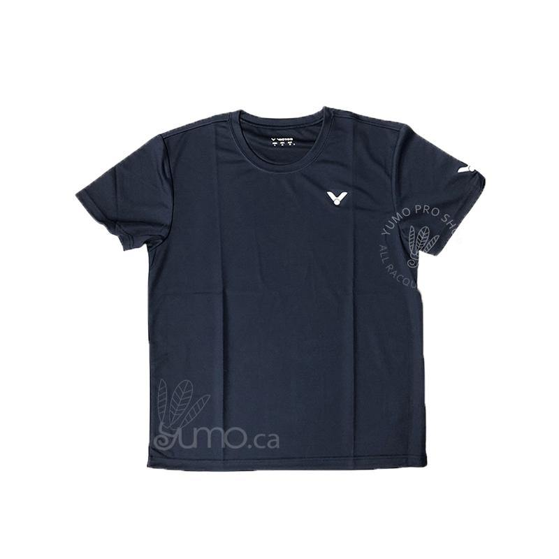 Victor AT-7004B Plain Dri Fit T-Shirt ClothingVictor - Yumo Pro Shop - Racquet Sports online store