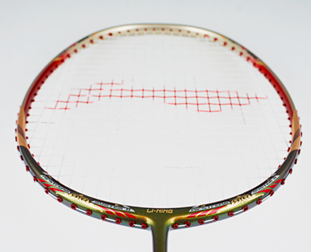 Li Ning Ultra Sharp Flame N36 Badminton Racket - Yumo Pro Shop - Racket Sports online store - 1