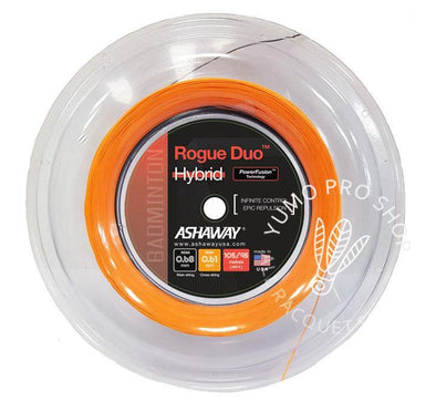 Ashaway Rogue Duo Hybrid - Orange (200m Reel)