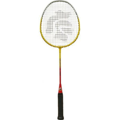 Black Knight Jr Graphite Badminton Racket - Yumo Pro Shop - Racket Sports online store