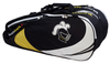 Black Knight BG-639EX Triple Gear Bag - Yumo Pro Shop - Racket Sports online store - 2