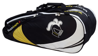 Black Knight BG-639EX Double Bag - Yumo Pro Shop - Racket Sports online store
