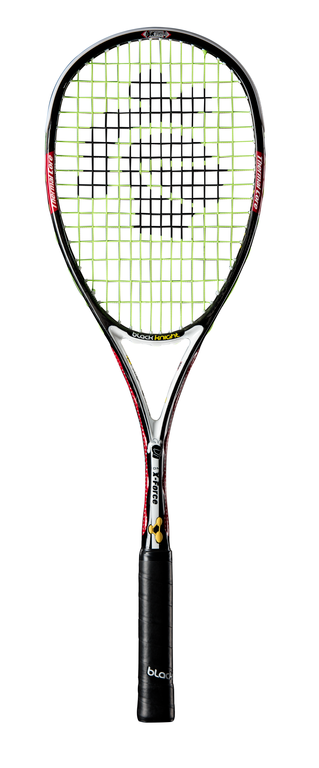 Black Knight ION X-FORCE CORNETT Squash Racket - Yumo Pro Shop - Racket Sports online store