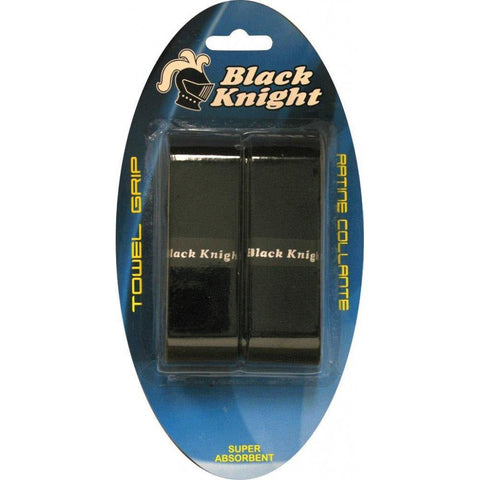Black Knight Towel Grip - Yumo Pro Shop - Racket Sports online store