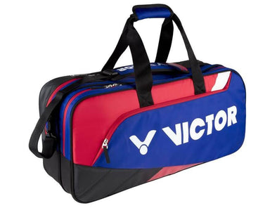 Victor BR8609-FC Racket Bag [Blue/Red]