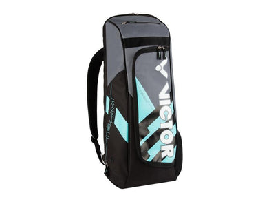 Victor Sport Racket Bag Badminton Tennis Squash Backpack Shop Online Yumo Aqua Grey