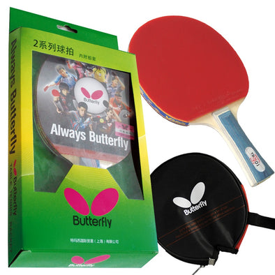 Butterfly Shakehand BTY 201 FL Racket Set
